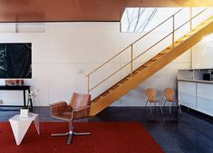 Dwell - 10 Smart and Surprising Under-Stair Design Solutions
