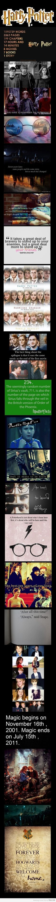 You know youre a Potterhead when you cry reading this... :')