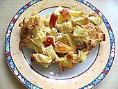 Apfel - Auflauf  Superleckeres Hauptgericht oder auch als Nachspeise, besonders im Herbst und Winter