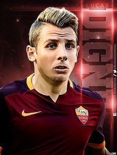 AS Roma - Lucas Digne