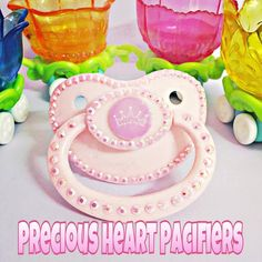 Custom Order! Not for public sale!   Princess Adult Pacifier #realageregression #agere #ageregression #kidwave #kidcore #kidhearts #babywave #babycore #babyheart #chire #tinytykes #teenietots #pastelkids #pacifiers #adultpacifiers #custompacifiers #disney #disneyprincess
