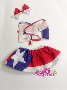 Your place to buy and sell all things handmade Puerto Rico Clothing, Puerto Rican Girl, Haiti Flag, African Babies, Kids Outfits, Cute Outfits, Carnival Outfits, Baby Couture, Puerto Ricans