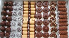 Cookie Designs, No Bake Cookies, Pavlova, Christmas Cookies, Sweet Recipes, Cereal, Good Food, Food And Drink, Sweets