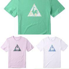 L'été approche.  #PourHomme #PwearShop #LeCoqSportif #VetementsHomme #ModeHomme #Tshirt  http://p-wearcompany.com/p-wearshop/