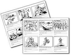 Storyboarding for multimedia