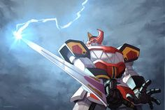 """Here is my next piece of the """"Power Rangers"""" series I'm doing for """"Acme Archives Ltd.The awesome White Ranger!I had a blast painting this guy, Go Go Power Rangers, Power Rangers Reboot, Power Rangers Series, Power Rangers Toys, Mighty Morphin Power Rangers, Rita Repulsa, Power Rangers Megazord, Bryan Cranston, Elizabeth Banks"""