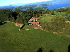 Holiday House in Panguipulli Chile - Cheap Apartments and Bungalows for rent Cheap Apartments, Holiday Apartments, Bungalows, Luxury Holidays, Chile, Cottage, Vacation, Mountains, House
