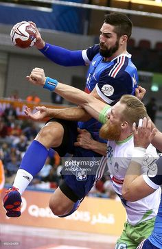 nikola karabatic in action handball - Google pretraživanje