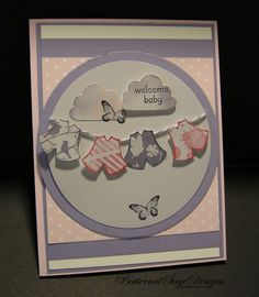 OWL PUNCH BABY CARD