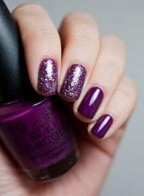 OPI Louvre Me Louvre Me Not| from Lacquers and Laces