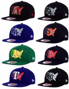 7c85b3d87b9 Era Mlb 9Fifty 950 Snapback Usa American Flag Reflect Mens Baseball Hat Cap  New Era Hats