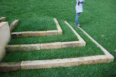 Lawn Steps