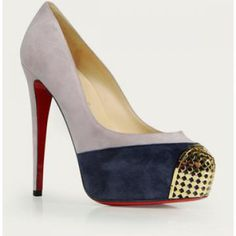 Own a pair of Christian louboutin shoes