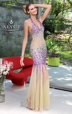 Alyce Paris 6047 by Alyce Prom