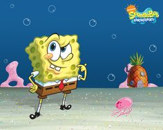 Spongebob - spongebob-squarepants Wallpaper