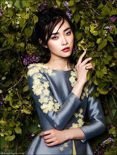 Phuong My SS14: Season of Bloom on Behance