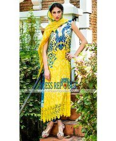Al Zohaib Textiles Designer Lawn Spring 2015 Tabassum Mughal