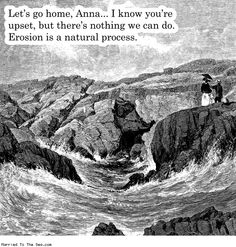 Comic by Married To The Sea: lets go home anna