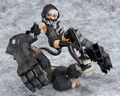 AmiAmi [Character & Hobby Shop] | Black Rock Shooter Strength -animation version- Complete Figure()