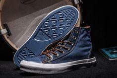 a2e802fde9135 Be novel in design Converse Men Denim Blue High Tops All Star Shoes Best  Reputation Store. Chaussures All StarHommes ConverseBleu ...