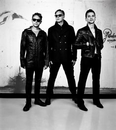 Depeche Mode, be still my heart...