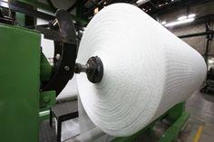 Eka de Colombia, hilos, nylon, poliéster... Toilet Paper, Textiles, Textile Industry, Colombia, Fabrics, Toilet Paper Roll, Textile Art