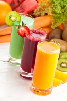 Natural Energy Booster Drinks: Ingredients That Can Be Juiced