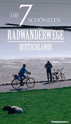 Deutschland ist ein Radfahrland, und besonders in der Freizeit ist das Fahrrad ein beliebtes Fortbewegungsmittel. Das mag unter anderem auch daran liegen, dass wir hierzulande eines der bestausgebauten Fahrradnetze Europas haben. TRAVELBOOK zeigt sieben besonders schöne Strecken.