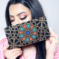 Premier tuto avec la Moroccan palette by @melle.lalhaa ➡️ Lien dans sa bio  •••  First tutorial with the Moroccan palette by @melle.lalhaa ➡️ link in her bio  •••  #Repost @melle.lalhaa (@get_repost)  ・・・  New video on my channel ! Moroccan inspired look ( link in bio )     #morocco #moroccanpalette #sponjac #moroccanstyle #arabicmakeup #newvideo #linkinbio #oriental #photooftheday #picoftheday #youtubeur #youtube #influencer #outfit #sunday