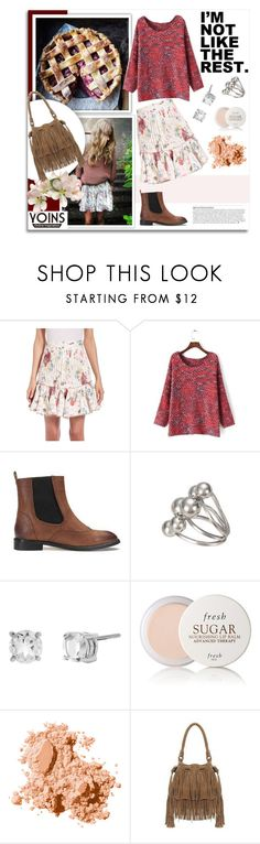 """""""Shop - Yoins"""" by melissa-de-souza ❤ liked on Polyvore featuring Zimmermann, Fresh, Bobbi Brown Cosmetics, Anja, women's clothing, women, female, woman, misses and juniors"""