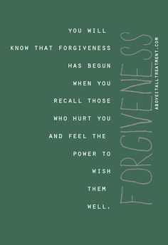 Forgiveness is a key goal in the 12 step program. Celebrate Recovery, Inspirational Words Of Wisdom, Just For Today, Recovery Quotes, Lessons Learned In Life, Addiction Recovery, Note To Self, Love Words, Forgiveness