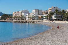 Playa de la Grava  #xabia  #javea #costablanca  #turismo www.xabia.org