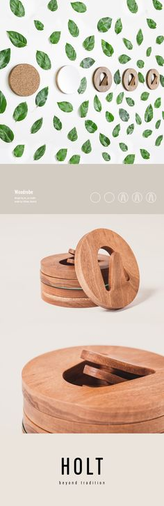 Woodrobe is a minimal wardrobe. The hooks are steamed and bend by hand. The set includes one cork board, one mirror board and 3 hook boards. Handmade in Austria by Tischlerei Fellner Minimal Wardrobe, Austria, Cork, Place Cards, Boards, Place Card Holders, Traditional, Mirror, Handmade