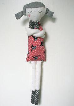 doll by Fililishop on Etsy