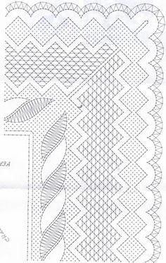 Chales - MARISA Cebrian - Álbumes web de Picasa Crochet Books, Crochet Lace, Bobbin Lacemaking, Bobbin Lace Patterns, Parchment Craft, Ribbon Work, Lace Making, Quilting Designs, Quilt Blocks