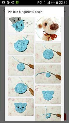 Best 12 Crochet Baby Bib Patterns And Tutorials – SkillOfKing. Diy Crochet Hook, Crochet Baby Bibs, Crochet Coaster Pattern, Diy Crafts Crochet, Crochet Baby Sandals, Crochet Elephant, Crochet Teddy, Crochet Bear, Crochet Home