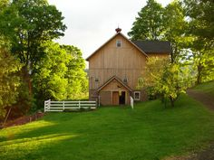 Horse Barn : Delaware County Association of Bed and Breakfasts and Country Lodgings