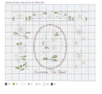Gallery.ru / Фото #45 - Agenda Point de Croix 2019 Jardins Fleuris - Chispitas Cross Stitch, Bullet Journal, Mango, Gallery, Nature, Art, Flowers, Bridges, Manga