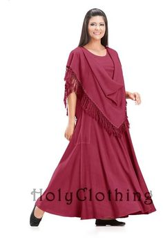 #holyclothing Ruby Red Dress