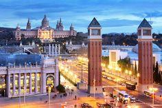 Fotos que muestran la belleza excepcional de #Barcelona #España