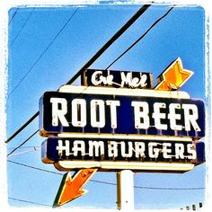The Cre Mel vintage neon sign, next door to Theo's Drive-In, in Grand Prairie, Texas. by MOLLYBLOCK, via Flickr