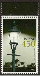 Gas Lighting in Reykjavik, 150th Anniversary