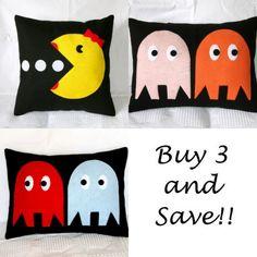 Nerd Pillows!