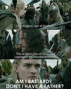 Ha. Thing is they've probably heard of Thrandûil and judging by what Éomer says about Galadriel the Rohirrim are not best fond of elves, so declaring yourself Prince of Mirkwood is probably not best for first introductions... Maybe. Or I might just be being overly geeky...