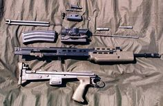 disassembled guns - Google Search