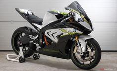 BMW Motorrad 'eRR' electric superbike concept