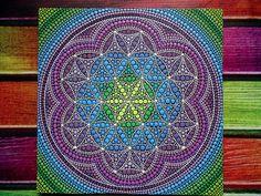 Mandala flor de la vida en un solo ejemplar por AnnaSmirnova74