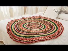 Left Hand: Crochet Mandala Stitch Along: Rnds 1 - 10 Crochet Mandala Pattern, Crochet Blanket Patterns, Crochet Yarn, Hand Crochet, Crochet Stitches, Knitted Afghans, Crocheted Blankets, Crochet Crowd, Crochet Humor