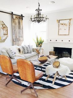"Kate Keesee of Salvage Dior decorates her home with thrifted and secondhand items to create ""looks for less."" (Photo courtesy of Kate Keesee) Wonder if Kate's been to our Resale Stores in Lake Forest and San Juan Capistrano?"