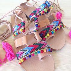 gladiator sandals greek sandals summer shoes bohemian